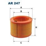Luftfilter FILTRON AR247