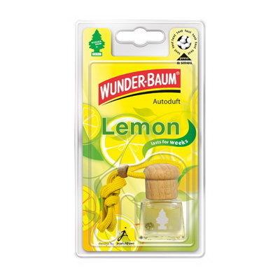 WUNDER-BAUM Tekutý osvěžovač vzduchu, Lemon / citron, 4,5 ml