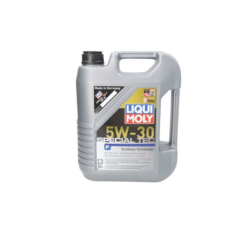 a1aed03e0a Syntetický motorový olej LIQUI MOLY LEICHTLAUF SPECIAL F 5W30 5L ...