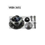 Radlagersatz SKF VKBA 3651
