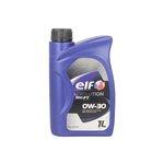 Motoröl ELF Evolution Fulltech 0W30 1 Liter