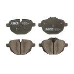 Bremsbelagsatz, Scheibenbremse ABE C2B024ABE