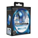 Glühlampe PHILIPS H7 (12V 55W) ColorVision Blue 2 Stück