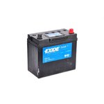 Autobaterie EXIDE Excell 12V 45Ah 300A, EB454