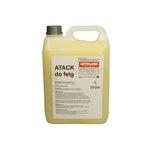 Reinigungsmittel AUTO LAND ALD WASH 03, 5 Liter