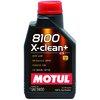 Motoröl MOTUL 8100 X-clean 5W30, 1 Liter