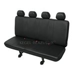 Sitzbezüge KEGEL-BLAZUSIAK Delivery Van Practical, Größe DV4, schwarz