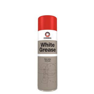 Lagerfett COMMA White Grease mit Lithium, 500ml