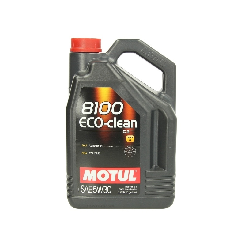 motor l motul 8103 ecoclean 5w30 5 liter ford toyota. Black Bedroom Furniture Sets. Home Design Ideas