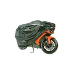 Motorrad Bezug OXFORD Stormex M schwarz