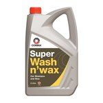 Autoshampoo COMMA Super Wash N Wax, 5 Liter