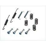 Zubehörsatz, Feststellbremsbacken QUICK BRAKE 105-0690
