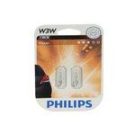 Glühlampe PHILIPS W3W 2 Stück