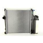 Kühler, Motorkühlung NISSENS 60623A