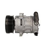 Kompressor, Klimaanlage DENSO DCP20021 generalüberholt