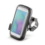 "Interphone Lenkradhalterung MOTO HOLDER SMARTPHONE 4.5"" FOR TUBULAR HANDLEBAR"