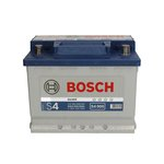Autobaterie BOSCH Silver S4 12V 60Ah 540A, 0 092 S40 050