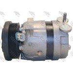 Kompressor, Klimaanlage TEAMEC 8600148 generalüberholt
