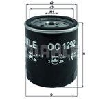 Ölfilter KNECHT OC 1292