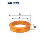 Vzduchový filtr FILTRON AR 339