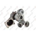Turbolader KKK 53049880057/R Austauschprodukt