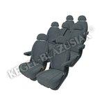 Sitzbezüge KEGEL-BLAZUSIAK Passenger Van Sitze S4, grau