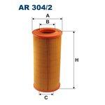 Luftfilter FILTRON AR304/2
