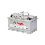Autobaterie BOSCH Silver S5 12V 85Ah 800A, 0 092 S50 100