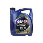 Motoröl ELF Evolution Fulltech FE 5W30 5 Liter