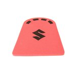 Kraftstofftank-Aufkleber Tank-Pad BIKE IT Suzuki rot