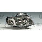 Přední světlomety Valeo 087581