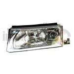 Přední světlomet levý DEPO 665-1106L-LDEMF
