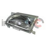 Hauptscheinwerfer DEPO 431-1136L-LD-EM
