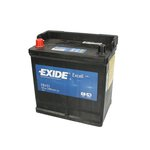 Autobaterie EXIDE Excell 12V 45Ah 330A, EB451