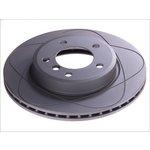 Bremsscheibe, 1 Stück ATE Power Disc BMW E46 vorne 24.0322-0160.1