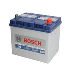 BOSCH Autobaterie Silver S4 12V 60Ah 540A, 0 092 S40 240