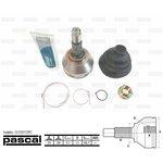 Gelenksatz, Antriebswelle PASCAL G1D015PC
