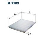 Innenraumfilter FILTRON K1103