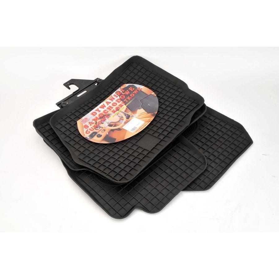Gumové koberečky FORD Mondeo III 2007-
