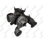 Turbolader KKK 54399880047/R Austauschprodukt