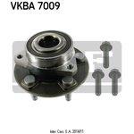 Radlagersatz SKF VKBA 7009