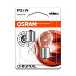 Glühlampe OSRAM P21W 2 Stück