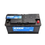 Autobaterie EXIDE Excell 12V 110Ah 850A, EB1100