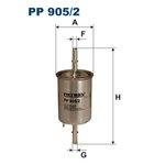 Kraftstofffilter FILTRON PP905/2
