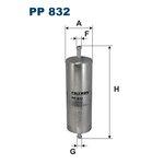 Palivový filtr FILTRON PP 832