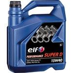 Motoröl ELF Perfo Super D 15W40, 5 Liter
