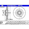 Bremsscheibe, 1 Stück ATE - TEVES 24.0130-0115.1
