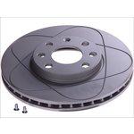 Bremsscheibe, 1 Stück ATE Power Disc Opel Astra G '98- vorne 24.0324-0152.1