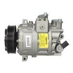 Kompressor, Klimaanlage TEAMEC 8629703 generalüberholt