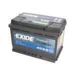 EXIDE Autobaterie Premium 12V 77Ah 760A, EA770